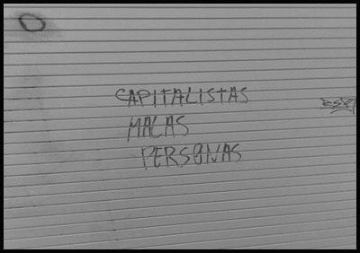 Capitalistas Malas Personas