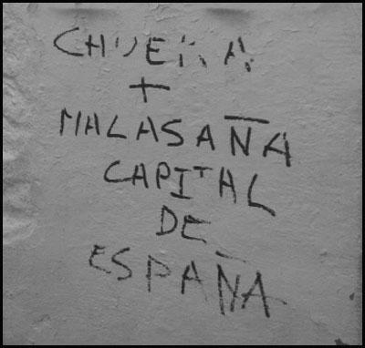 Chueka+Malasaña Capital de España