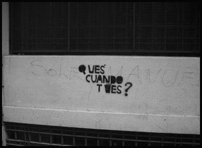 Q Ves Cuando T Ves?