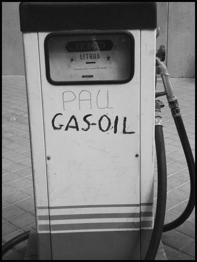 Pau Gasoil