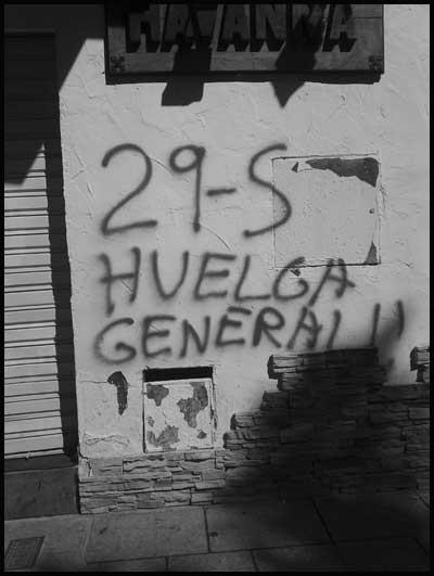 29-S Huelga General!!