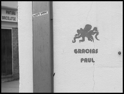 Gracias Paul