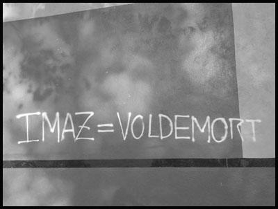 Imaz=Voldemort