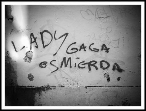 Lady Gaga es Mierda